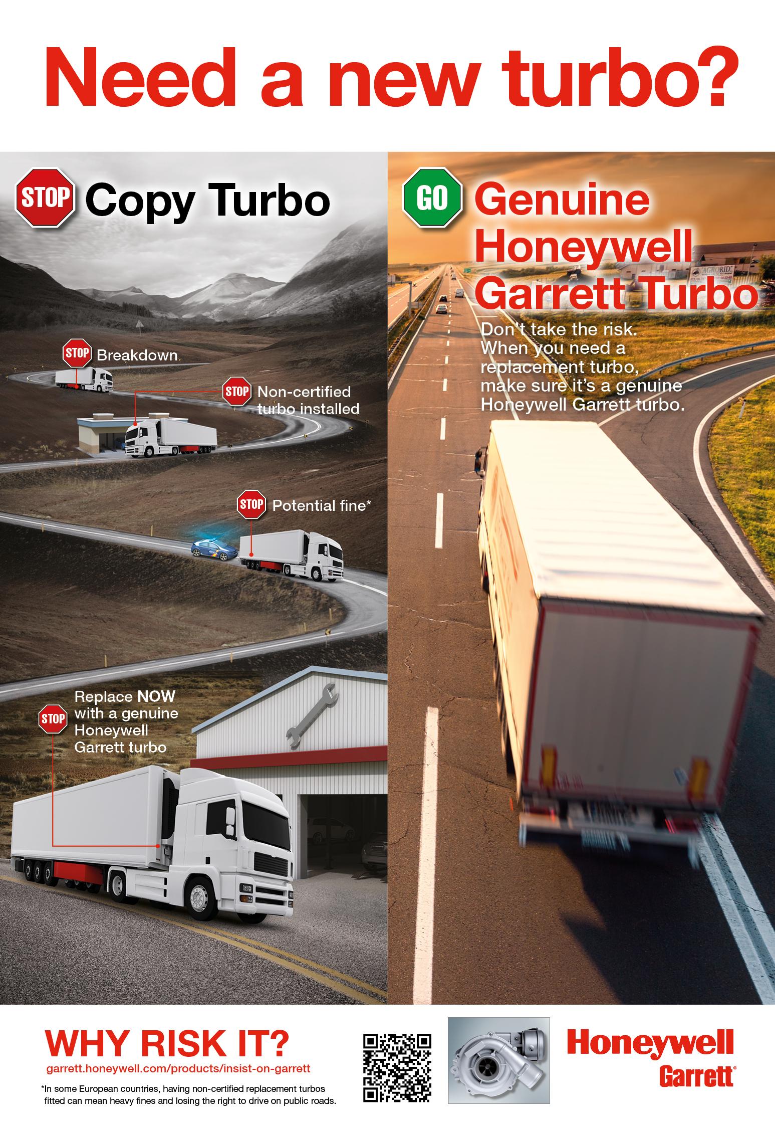 Garrett Turbo | Asist Otomotiv San Ltd Şti