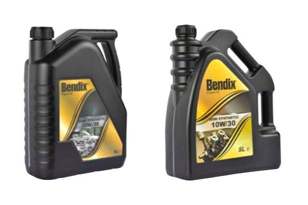 Bendix 10W / 30 Yarı Sentetik Motor Yağı