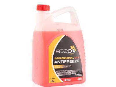 Step Part G12 Antifreeze